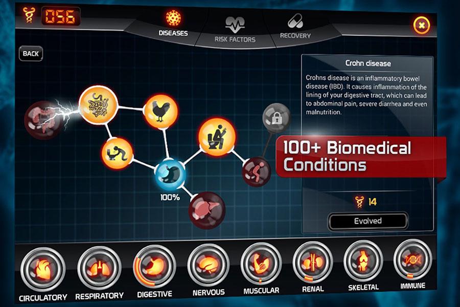 Bio Inc. - Biomedical Plague game