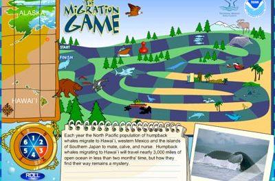 "NOAA Games ""Planet Arcade"""