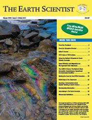 NESTA The Earth Scientist - Winter 2012 issue