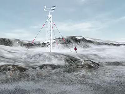 VR Glacier - University of Hertfordshire