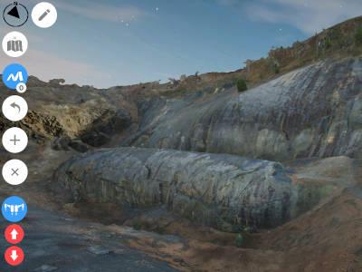 Whaleback Anticline - Virtual Geology Field Trip
