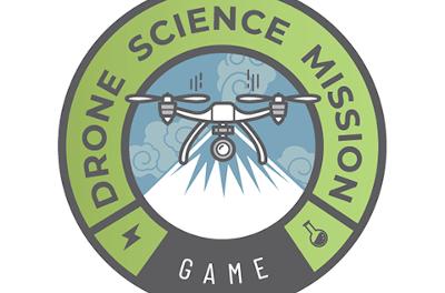 Portfolio: Drone Science Mission Board Game