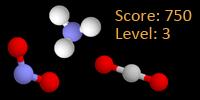 Molecules Memory Game
